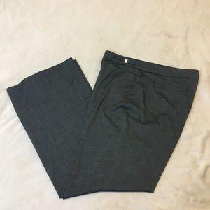 Gray work pants, New York & Company